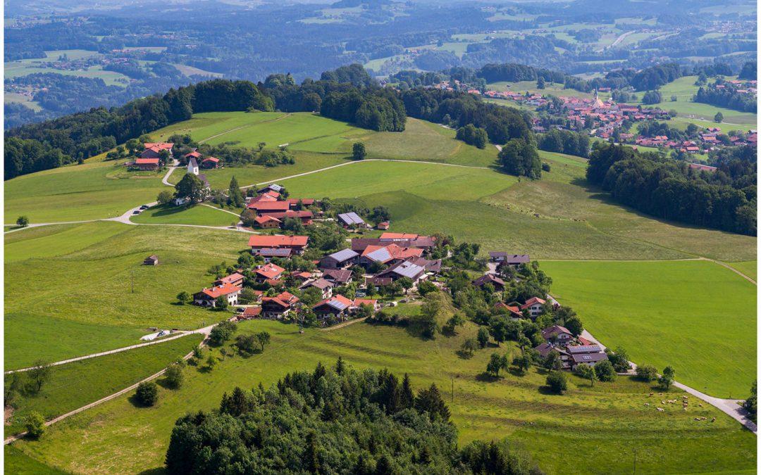 Dandlberg Alm über Steinkirchen